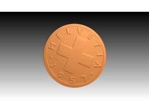 2 Swiss Cents