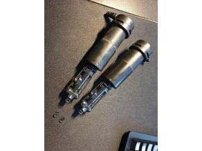 headlamp washer nozzle clips for Mini Cooper R50 R52 R53