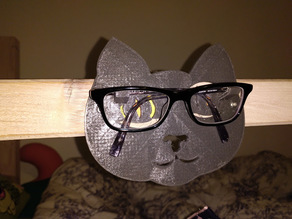 Katzenbrillenhalter