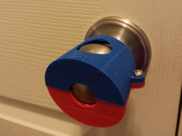 Child Safety Door Knob Cover by visionkj