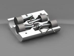 Boxer / Flat-Four Engine
