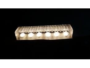 Diffusor for LED lights