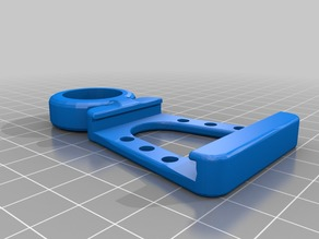 Anycubic Heat Bed Handle