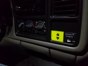 Chevrolet Silverado/Tahoe Interior Trim Piece