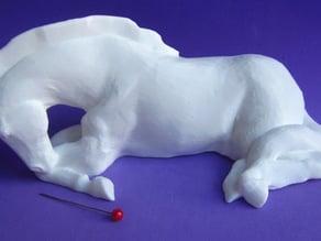 Horse model by fantasygraph
