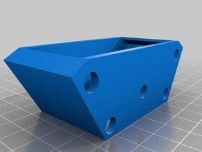 """Taller, 1.5"""" high leg for Monoprice Delta Mini 3D printer"""
