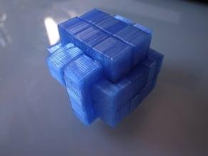 Parametric Burr Puzzle Module