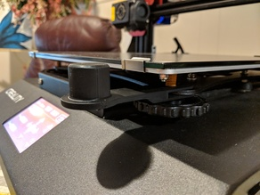 Bed mount for Pi Camera Arm (CR-10s Pro)