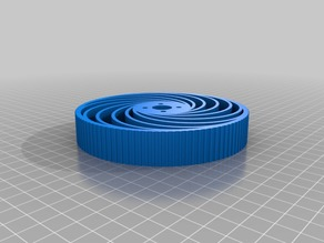 GoBilda FTC Kit Compatible Airless Wheel
