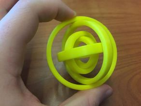 Gyroscopic Rings