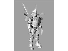 Full wearable armor