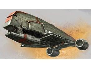 Gozanti cruiser (civilian)