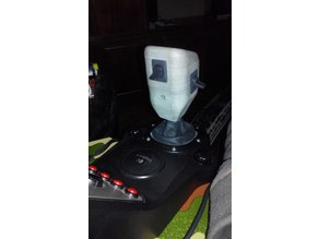 Logitech G27 / G25 splitter shifter