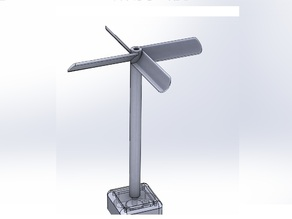 Immersion Blender/Fan Attachment for Power Stick