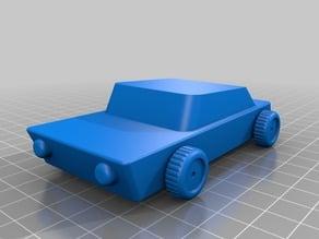 Oldschool Toy Car 2
