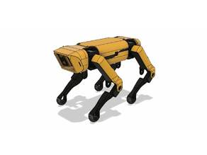 Spotmicro - robot dog