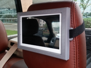 Galaxy Tablet Headrest Mount