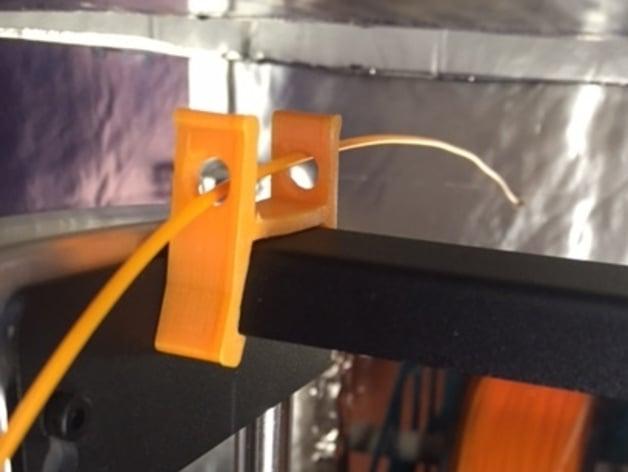 PrintrBot Filament Holder Clip