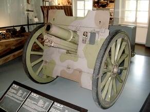 76 mm regimental gun M1927
