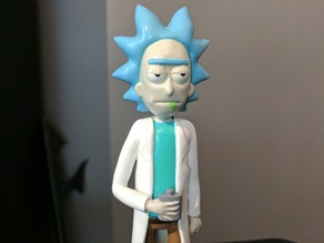 Rick Sanchez [Rick and Morty]