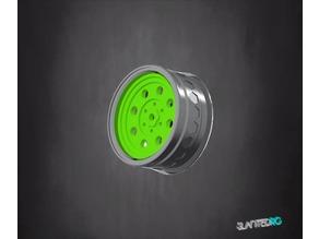 1-10 RC Wheel Design #2 Design by SlantedRC