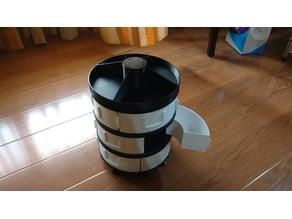 Organizador circular - Spool Storage Boxes - Grilon3 (1Kg)