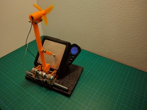 Micro Drone Propeller Thrust Testing Jig (8520 Coreless Motor)