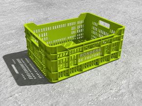 Plastic Fruit Boxes