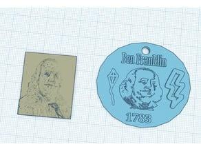 Revolutionary War Medallions