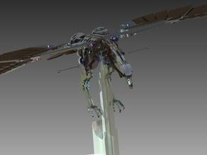 Animatronic Osprey