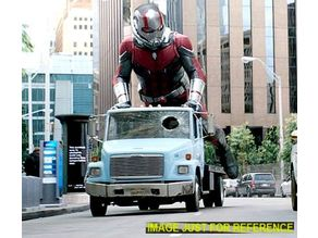 Ant-Man on Truck (L-P version)