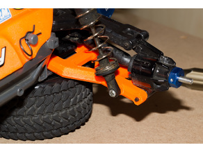 Tamiya Neo Fighter DT-03 - rear lower suspension arm