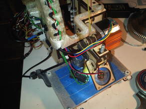 printrbot simple auto level probe mount