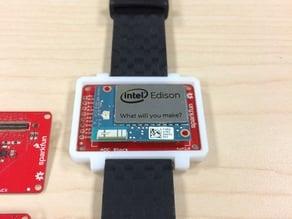 Intel Edison Watch Case