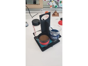 4 Cup Coffee Caddy