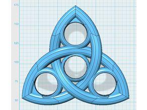 Celtic Knot Fidget Spinner V2