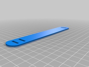 Strap for HDD cable holder (Transcend StorJet)