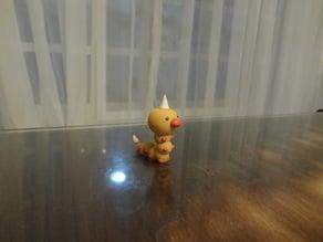 Weedle Pokemon EDLI3D