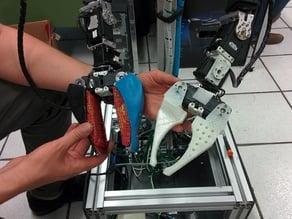 robot gripper dynamixel