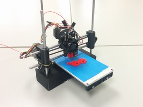 Print it Forward: Learn to build a 3D printer for your classroom!