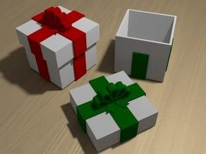 Christmas Present - Gift Box