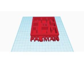 Mini Pac-man Maze