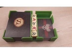 Mice and Mystics - cards & dice