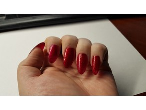 Fake Nails for Large Hands