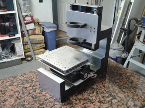 Desktop Mini Milling Machine