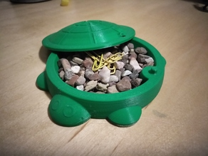 Turtle Sandbox Mini