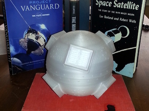 Vanguard 1 Satellite