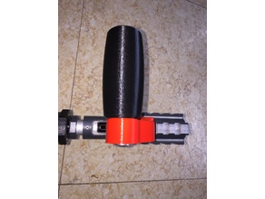 Chainsaw Grips (P-Rail Compatible)