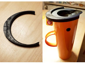 Parametric Teabag Holder