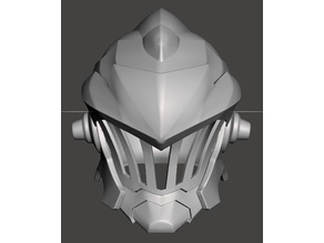 Goblin Slayer Helmet - Remix